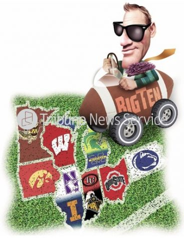 Top Four College Football Playoff Teams