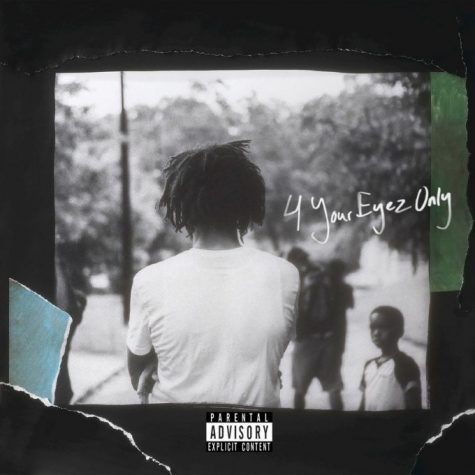"Review of ""4 Your Eyez Only"" by J.Cole"