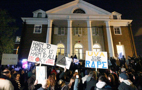 The allegations against a UVA fraternity stirred up anger on campus.  College students not only at UVA but across the country have been actively protesting.