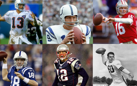 Top 4 Quarterbacks of All Time