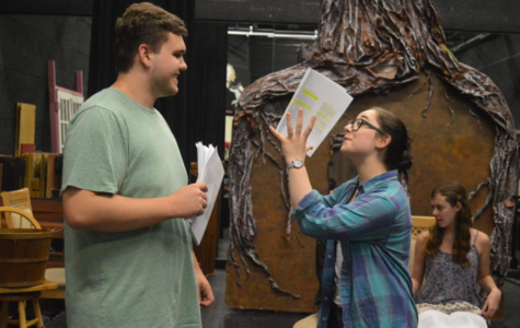 "From ""Christmas Carol"" to ""Pride & Prejudice,"" Panther Productions prepares for Fall Play"