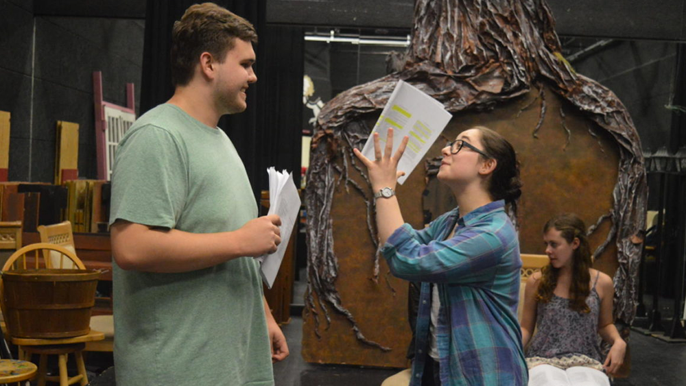 """From """"Christmas Carol"""" to """"Pride & Prejudice,"""" Panther Productions prepares for Fall Play"""