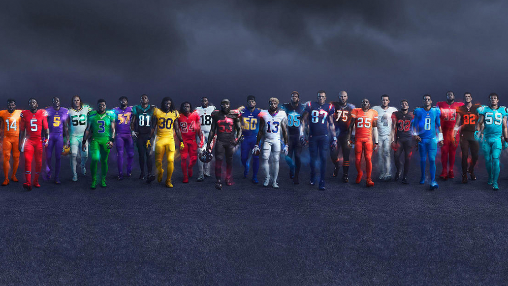 Nike Color Rush