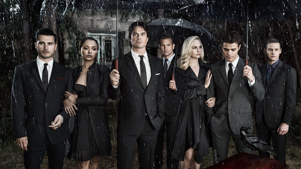 Vampire Diaries: Like this? You'll love that  – The Roar