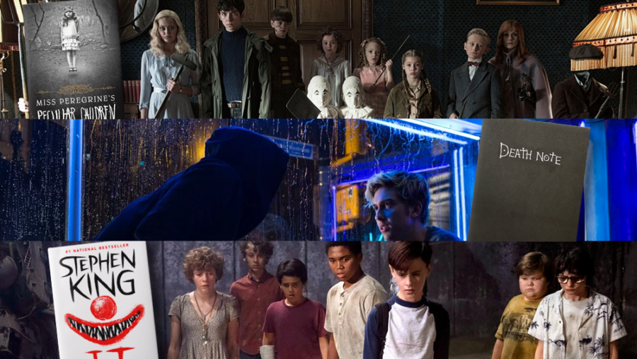 From Cover to Cover: Book to Movie Adaptations