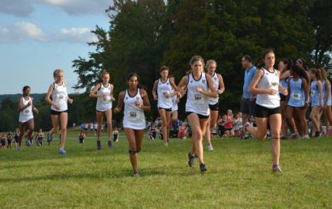 Cross Country Girls Take First At Glory Days Invitational