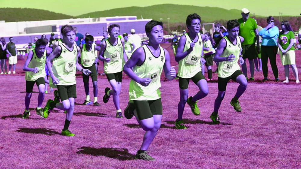 Just Keep Running: XC Runners Stay Motivated