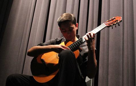 Guitar Students Chosen for All-Virginia Ensemble