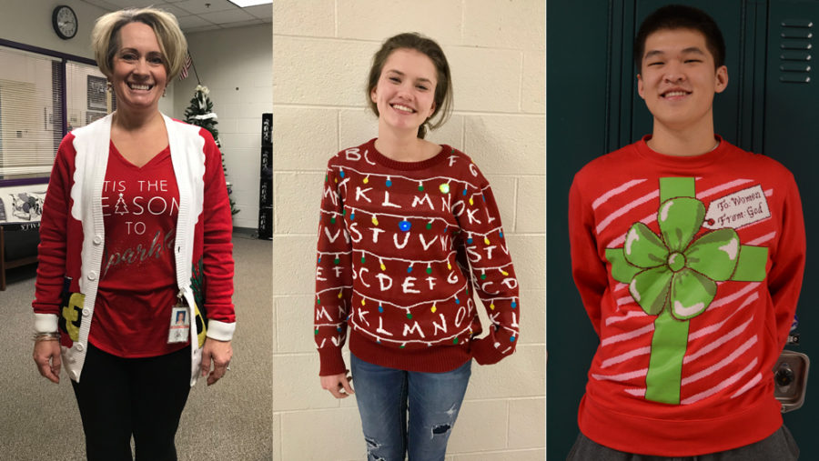 Ugly Sweaters Just Got Uglier