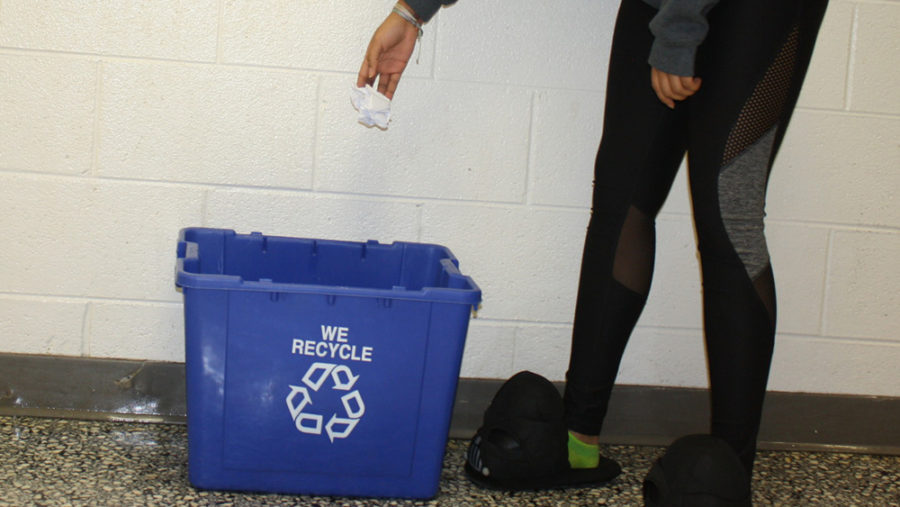 Reduce, Reuse, Recycle:  How to Help Keep Our Schools Clean