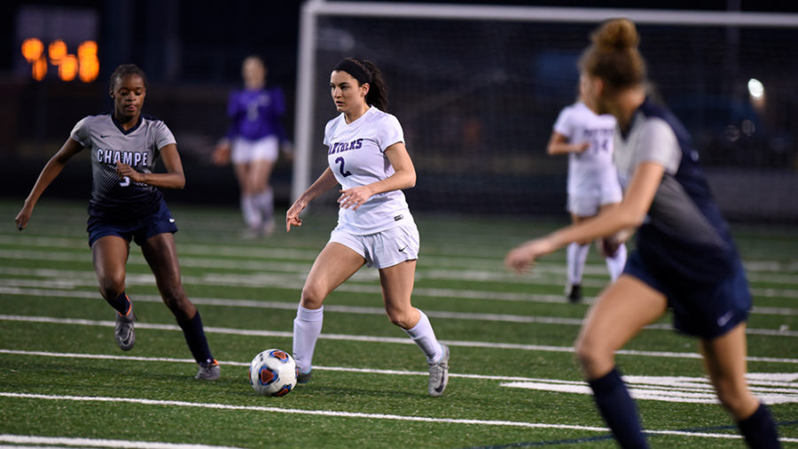 Girls Soccer Remains Undefeated
