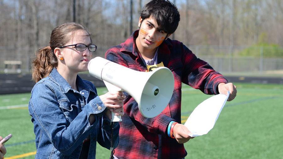 Students Demand Change