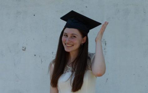 Lucy Greenman is 2018's Valedictorian
