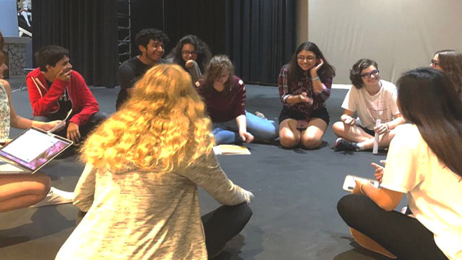 Theatre I and II Showcase their Talents
