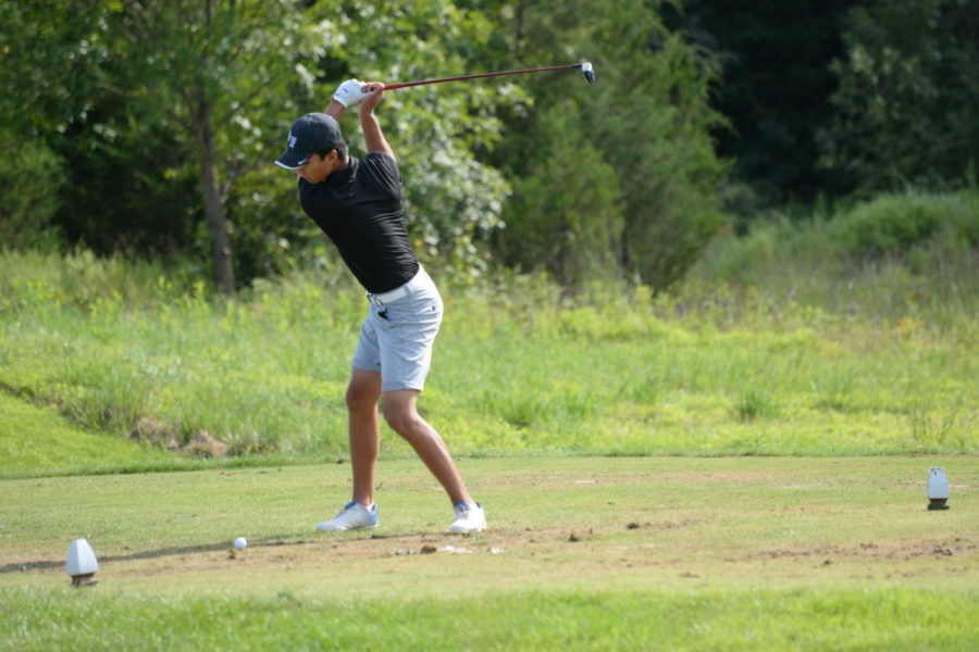 The Golf Team's Road to States