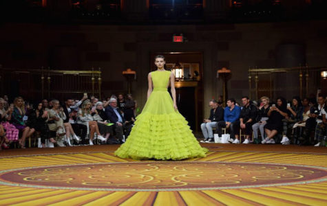 New York Fashion Week Focus: An Otherworldly Whirlwind