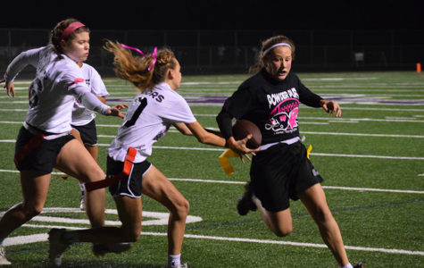 Pep in your Step: Powder Puff Game 2018