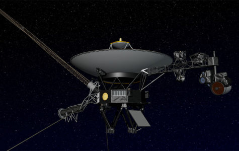 Voyager 2 Enters Interstellar Space