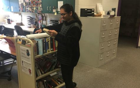 National English Honors Society Holds Book Drive