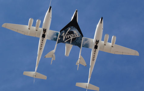 Virgin Galactic's V.S.S. Unity Reaches Space
