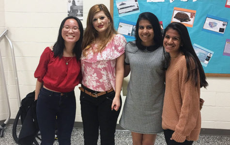 National Language Honor Society Holds Induction Ceremony