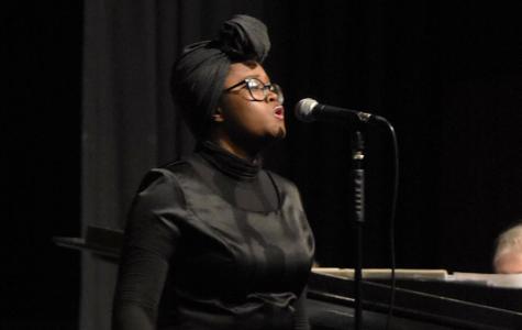 Panther Choir Senior Spotlight Recap