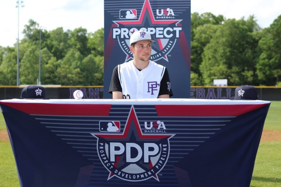Nate Savino to play in MLB Prospect Development Pipeline