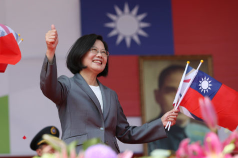 """Taiwan Rejects China's """"One Country, Two Systems"""" Proposal Amid Hong Kong Protests"""