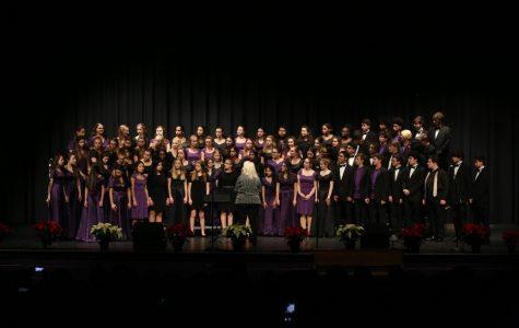 Potomac Falls Choir Students Reach a New Level