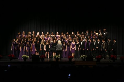Potomac Falls Choir Students Reach a New Level