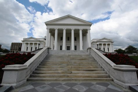 Virginia Statehouse. Credit: OZinOH