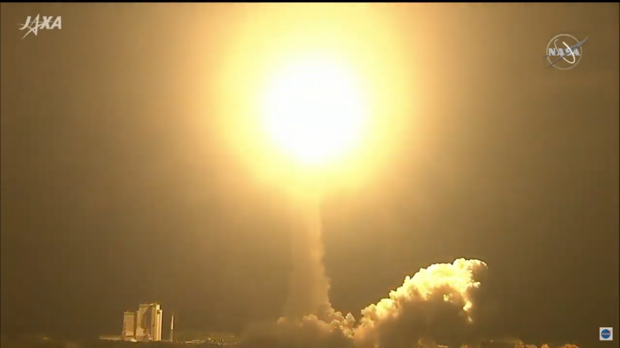 Japan's JAXA Launches the Final H-IIB Rocket