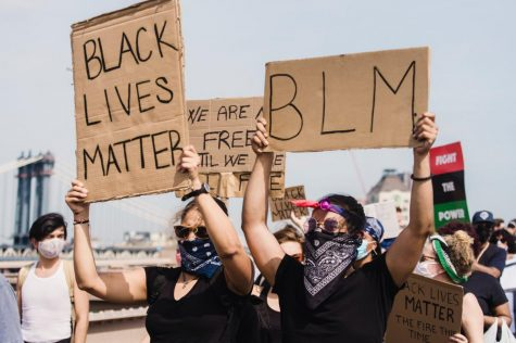 Another Page in the History Books: The Black Lives Matter Demonstrations That Changed 2020, Again.