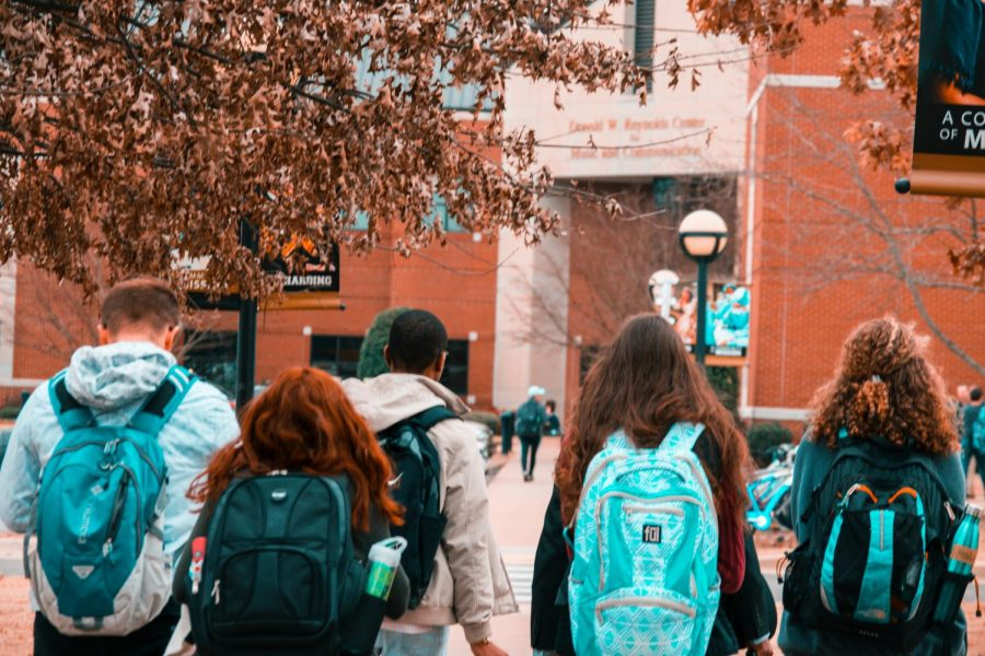 Changes to College Admissions