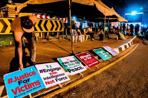 Nigeria's EndSARS Protests