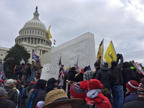 Riot on Capitol Hill