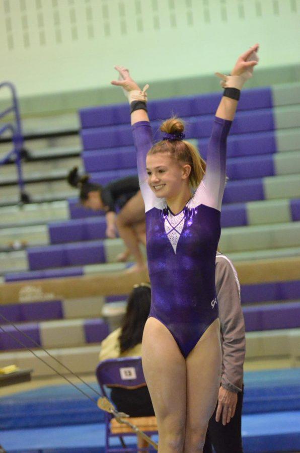 Jaelyn Hawes: Potomac Falls' Next Best Gymnast
