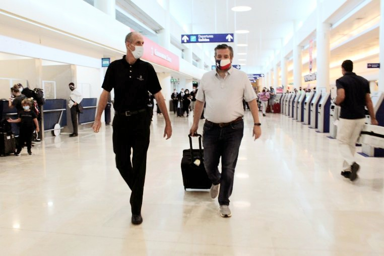 Cruz takes on Cancun: The Crisis of Crisis Management