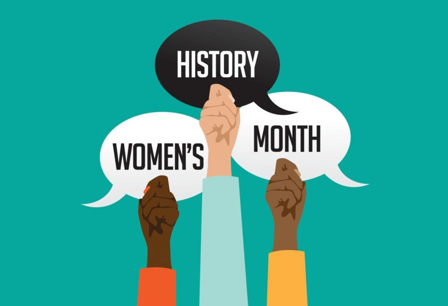 Celebrating Women's History